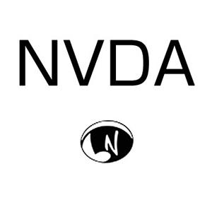 NVDA日本語版の写真